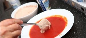 Cviklovo - mrkvová polievka