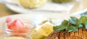 Steak z tuniaka