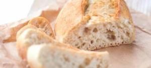 Bezlepkový tradičný chlieb 2