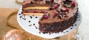 Štedrovečerná torta