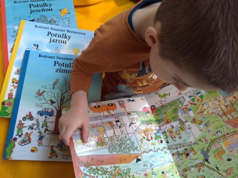 Tip na čítanie pre deti: Túlajte sa ročnými obdobiami spolu s najmenšími