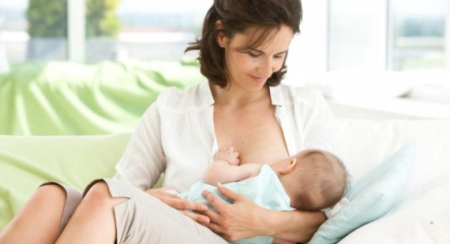 Výživa mamičky počas dojčenia (kojenia)