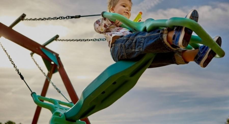 Aj o detské ihrisko sa treba starať