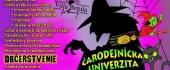 Čarodejnícka univerzita 2015