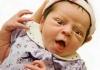 Správne a nesprávne polohy pri dojčení