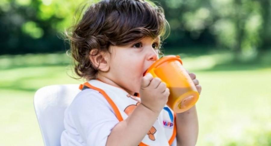 Ako zaradiť tekutiny do detského jedálnička